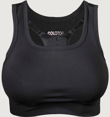 Colotop Zip - Único com zíper